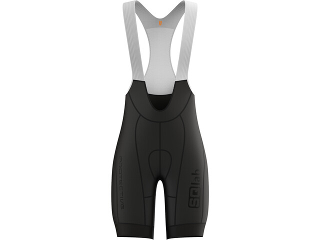 SQlab ONE12 Bib Shorts Men white/black